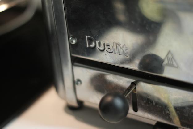 Dualit toaster